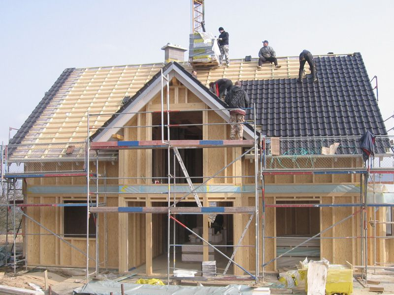 Holzhäuser in Holzrahmenbauweise - Ihr Holzbauer aus Jestetten ...